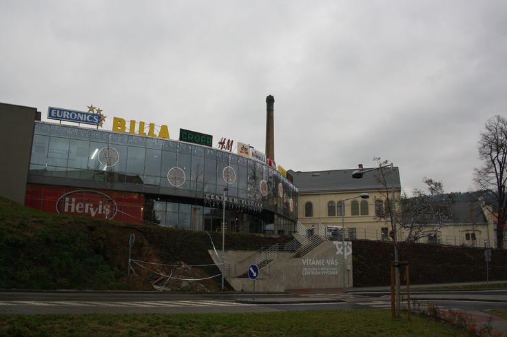 OC Pivovar Děčín