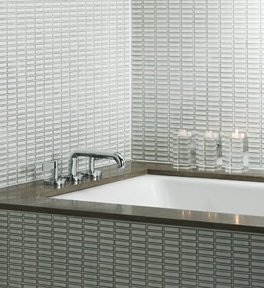 wall tile - children's bathroom