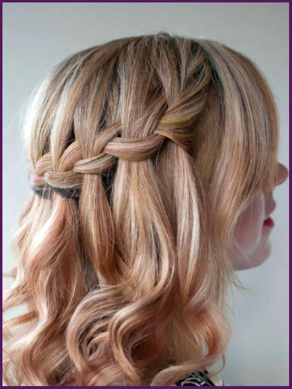 Braided Hairstyles For Medium Hair Cute Hairstyles For Medium Length Straight Hair Styles French Kids Braided Hairstyles Short Hair Updo Braids For Short Hair