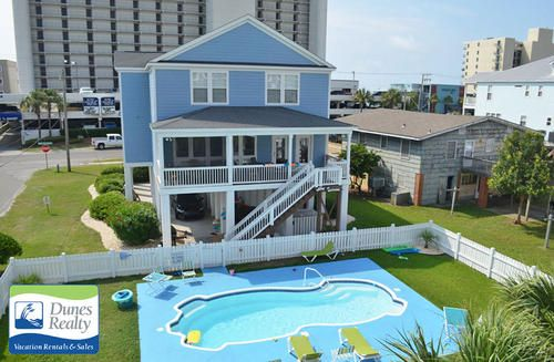 Garden City Surfside Beach Vacation Rental Search Results   Dunes Realty