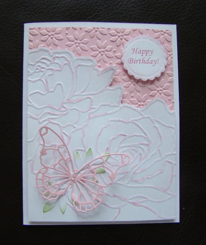 Stampin Up Handmade All Occasion 4 Card Kit with Sample Birthday Butterfly | eBay