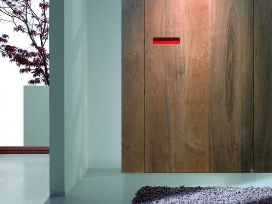 Innovative Wooden Interior Doors