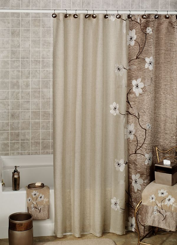 Lovely 20 Bathroom Shower Curtains That Will Inspire You