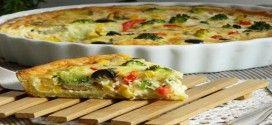 Быстрый мясной пирог с овощами -Этот пирог даже вкуснее пиццы! Попробуйте оторваться невозможно!!