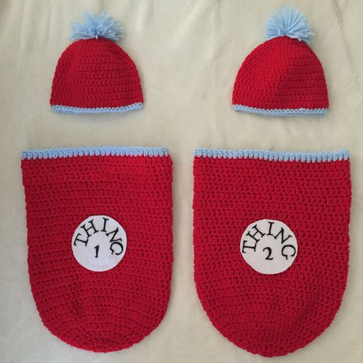 Thing 1 Thing 2 (picture only)