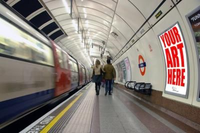 Take Part in Art Below as the London Underground enters its 150th Year - ArtLyst