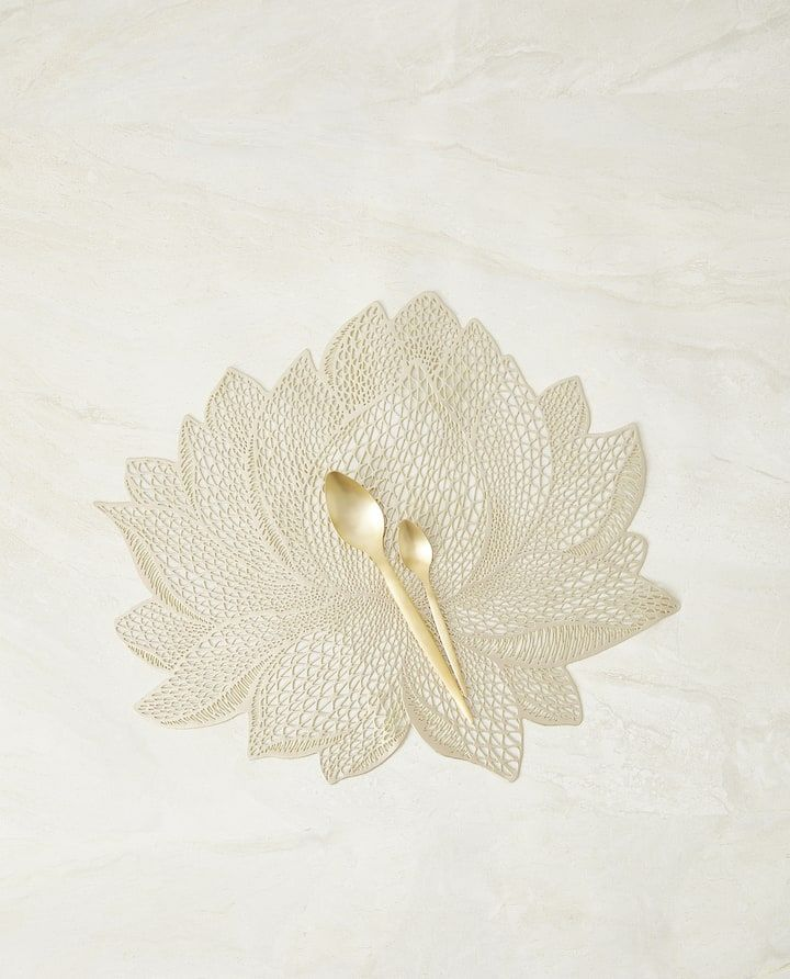 Image Of The Product Flower Shaped Placemat Placemats Zara Home Collection Zara Home