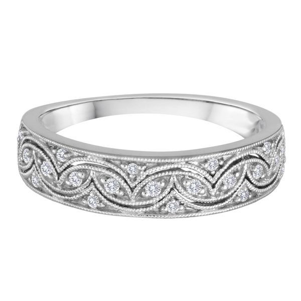 Diamond Band in Gold - Rings - Jewelry - Helzberg Diamonds