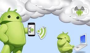 android bisa dijadikan trething wifi lo