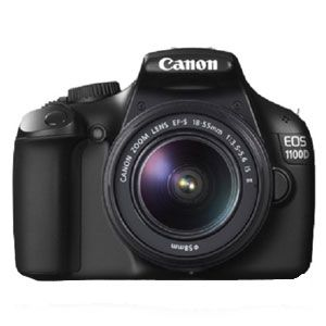 Buy Canon EOS 1100D 12.2 MP Digital SLR Camera @ Rs.26,000