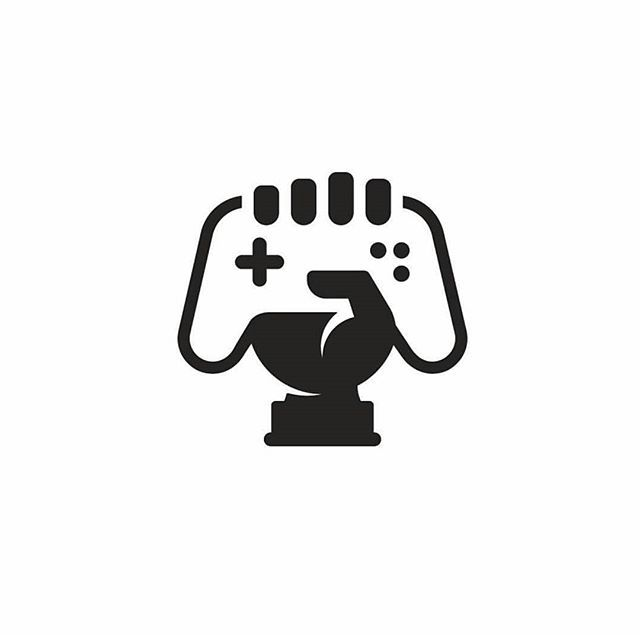 Gaming logo design by @skiraila!
