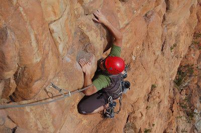 Rock Climbing in Mt Arapiles (VIC)