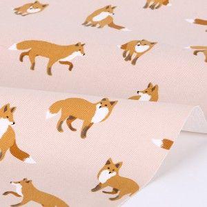 Fox Beige- 100% cotton