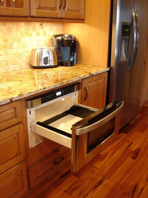 Best 25 Microwave Drawer Ideas On Pinterest Kitchen