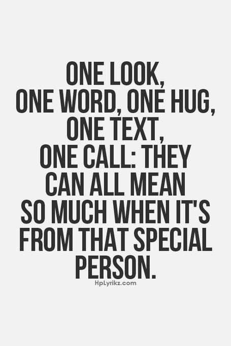TRUTH!!! I can be having the worst day, week year, whatever and it all disappears if the right person calls. Her voice holds a magic I can't describe. I've told her but she thinks I'm just trying to sweet talk her.