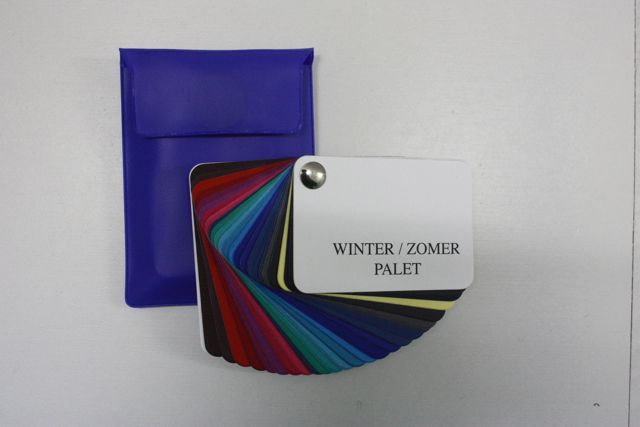 Color Swatch Summer Winter Blend The Cool Summer Winter