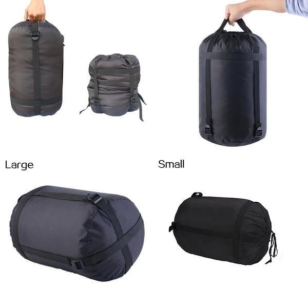 Fabric Compression Sack for Sleeping Bag Multifunctional Waterproof Storage Bag