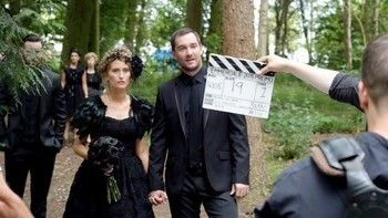 Charley Webb and Anthony Quinlan - Emmerdale - ITV