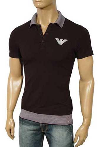 Mens Designer clothing   ARMANI JEANS Men's Polo Shirt #74 $119,99