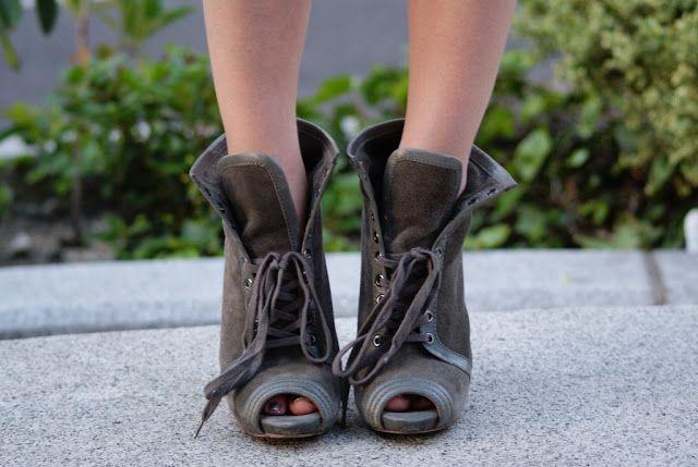 Botines/booties: Uterqüe
