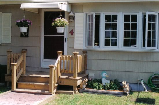 Small Front Porch
