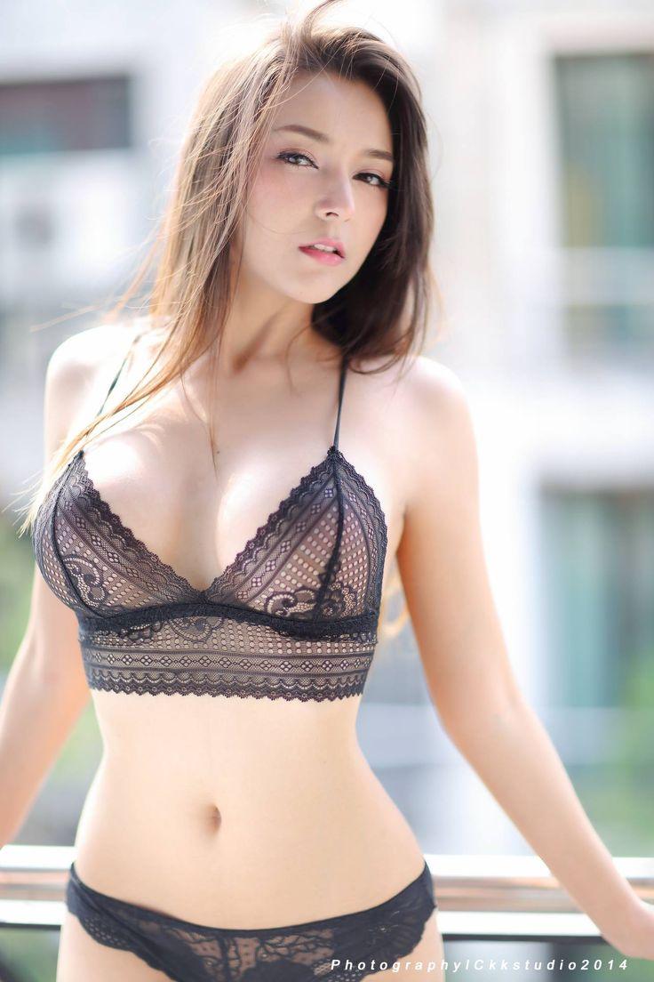 Asian hot beauty