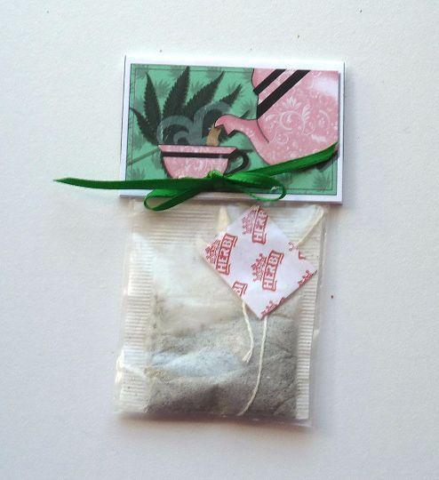 Herbal Coca Tea Single #Herbi