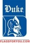 Applique - Duke University Garden Flag