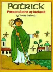 Cover of: Patrick by Tomie dePaola, 32 pgs