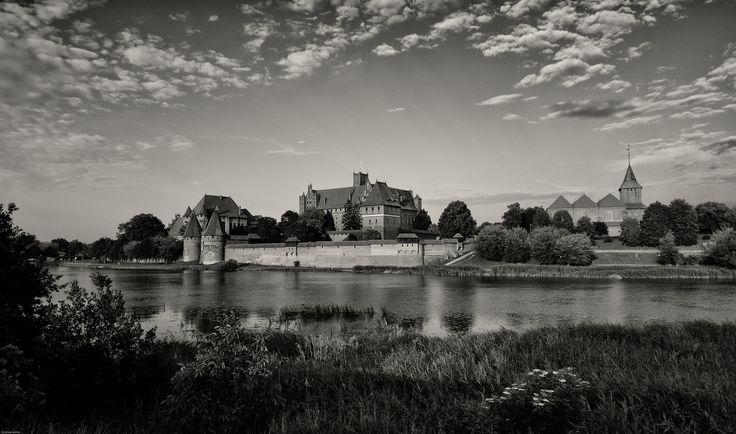Malbork castle - Poland | by Andreasvollen