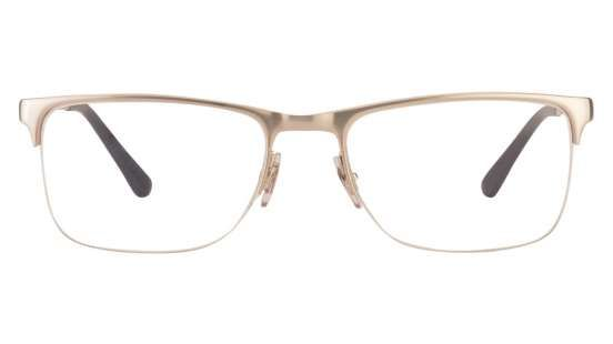 Ray-Ban RX6342 2538 Size:54 Silver Silver Eyeglasses