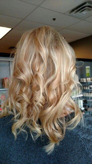 Super Subtle Strawberry Blonde