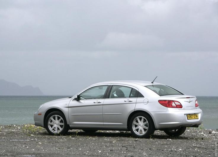 2007 Chrysler Sebring UK Version