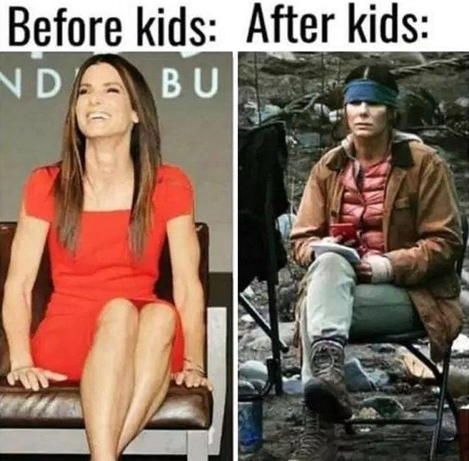 "30 Brutally Honest ""Before And After Kids"" Memes That are Actually Hilarious"