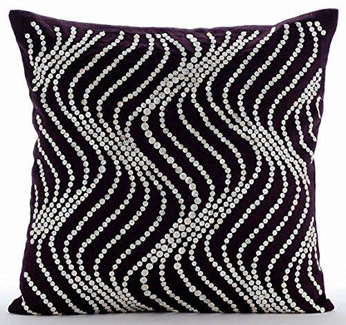 Designer Purple Cushion Covers, Sparkly Spiral Cushions C... https://www.amazon.co.uk/dp/B016460LJI/ref=cm_sw_r_pi_dp_x_56Cazb4Z95F16