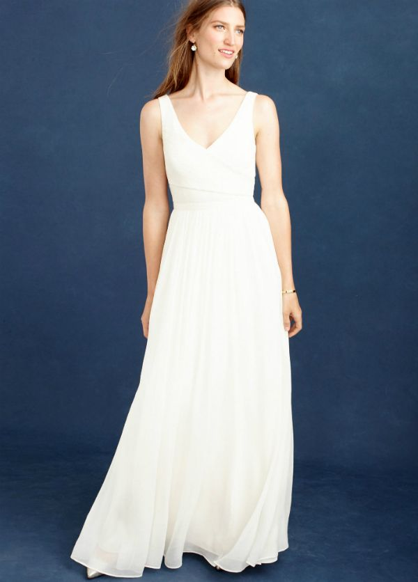 94 best wedding dresses under 1 500 images on pinterest for J crew short wedding dresses