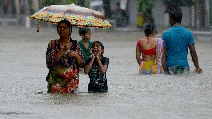Las lluvias torrenciales han aumentado debido al Cambio Climático