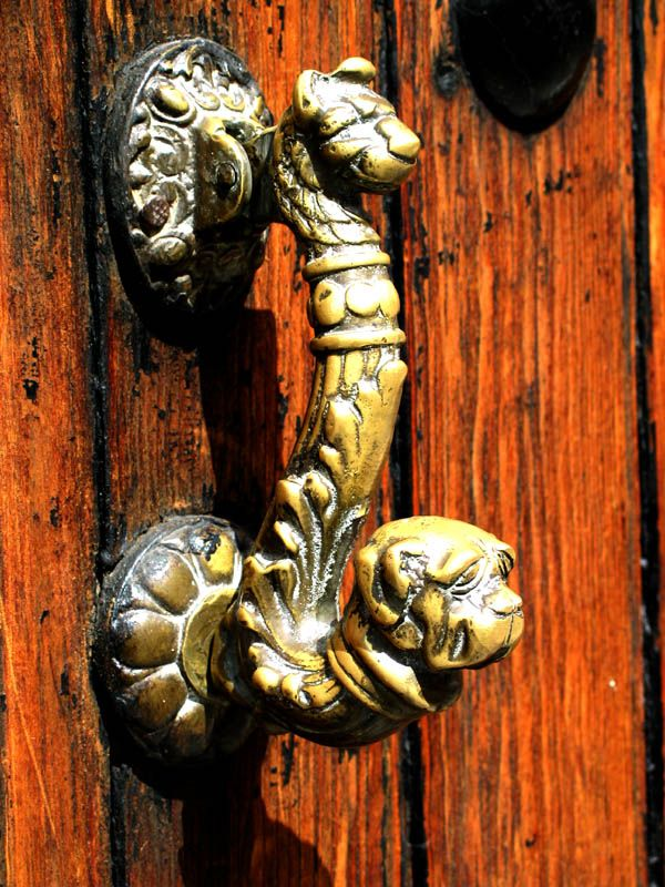 Door Knocker, San Miguel De Allende, Mexico