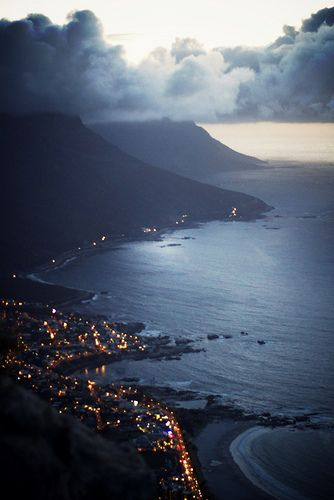 Capetown, South Africa - definitely on my bucket list