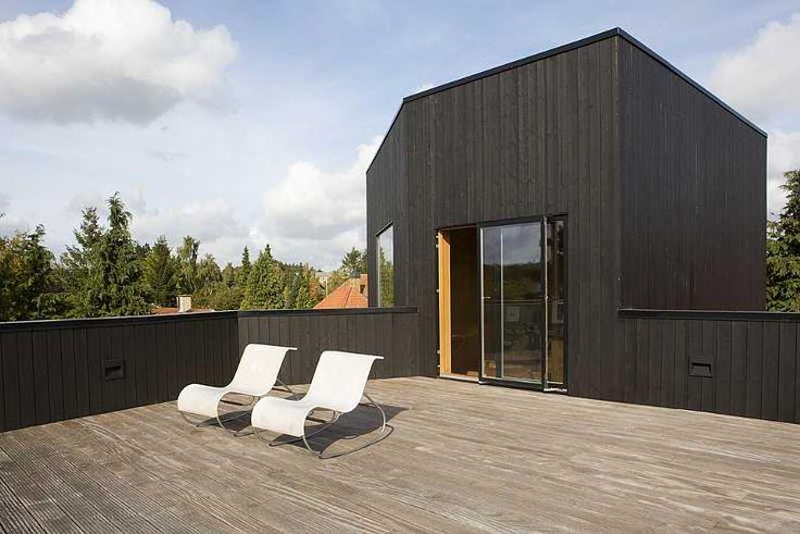 Friis & Moltke - Projekter - Villa Wienberg, Højbjerg