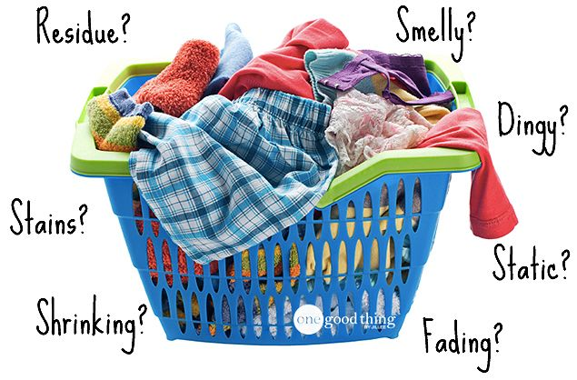 Solve all of you laundry issues in one place!