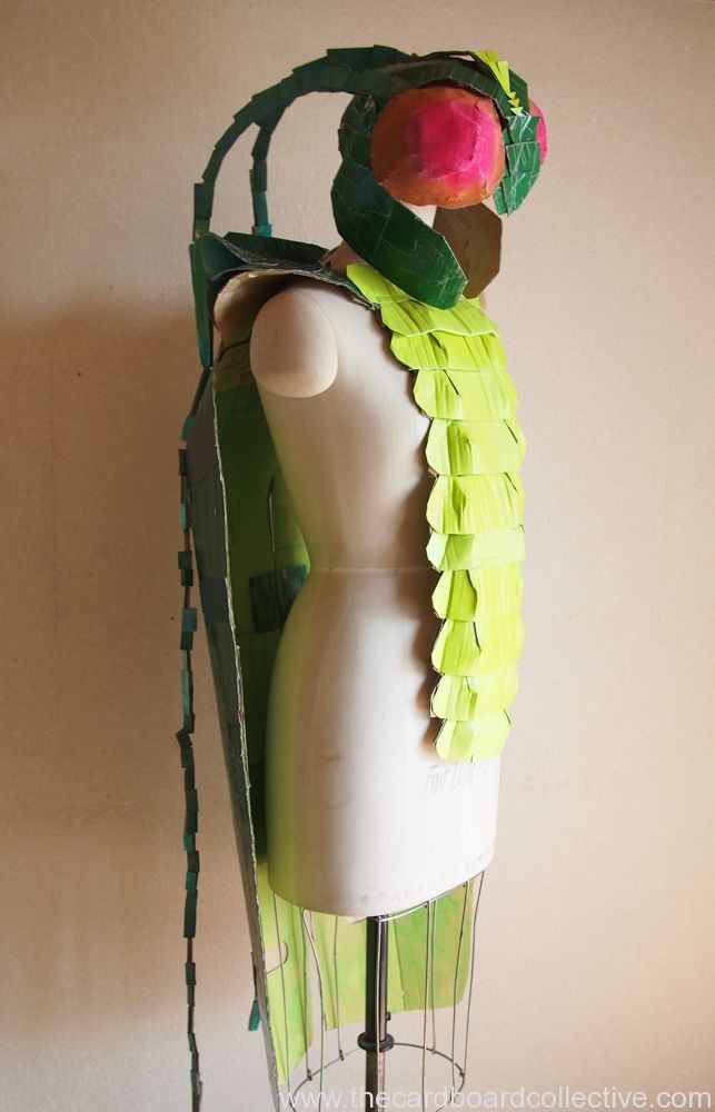 simple grasshopper costume - Google Search