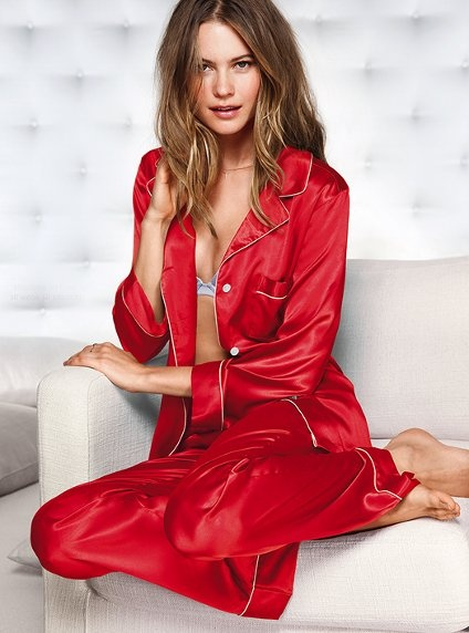 The Afterhours Satin Pajama #VictoriasSecret http://www.victoriassecret.com/sleepwear/silk-and-satin/the-afterhours-satin-pajama?ProductID=77376=OLS?cm_mmc=pinterest-_-product-_-x-_-x