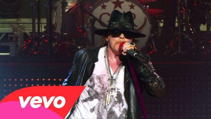 Guns N' Roses - You Could Be Mine (Live) #gunsnroseses #forthosewholiketorock #classicrock