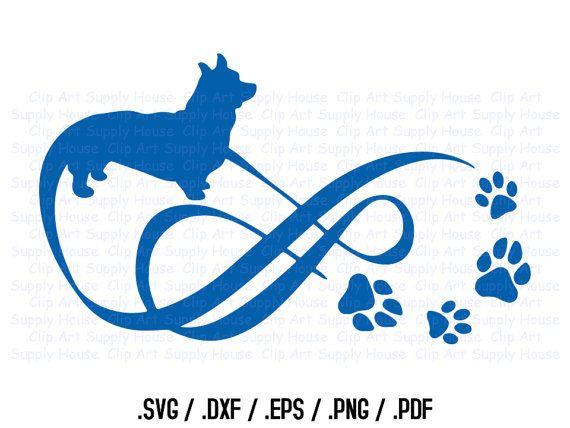Download Corgi Puppy, Love Infinity Puppy Clipart, Veterinary ...