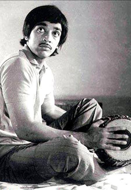 Kamal hassan childhood Rare Photos