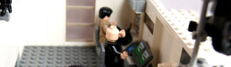 lego film scenes | This WordPress.com site is About film scenes made out of Lego. These are all my own artistic Lego film scene re-makes.