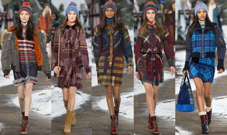 Hilfiger #FW2014 #NYFW #fashion #fashionshow #newyork