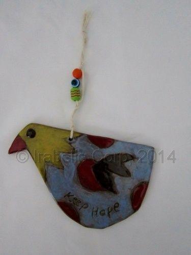 Handmade Wall Art Bird by Tulipe Studios. See more at: https://www.facebook.com/TulipeStudios