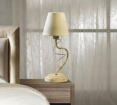 AZzardo Giulietta - Traditionell Bordslampa